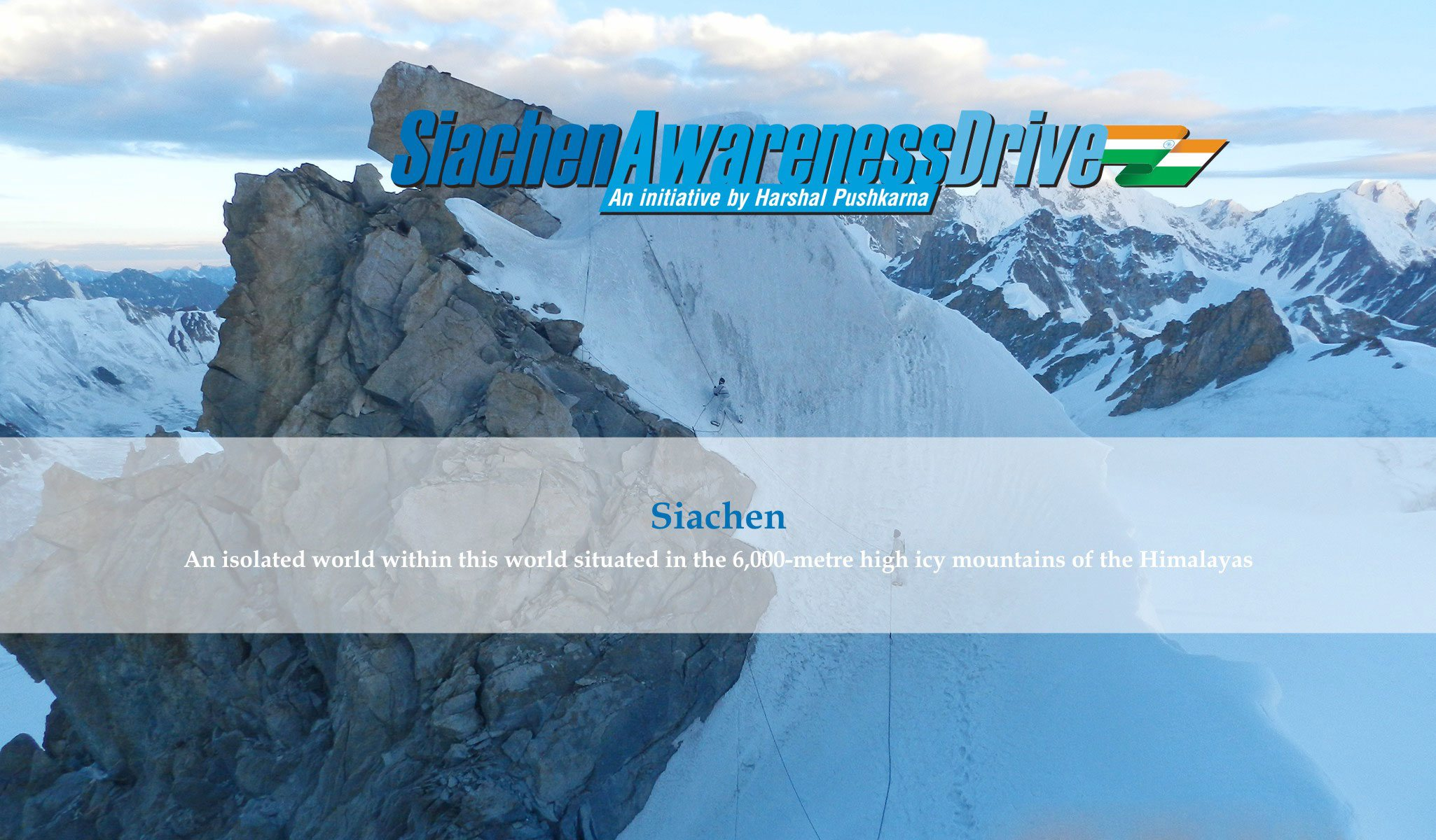 Siachen Awareness Drive Slides 1