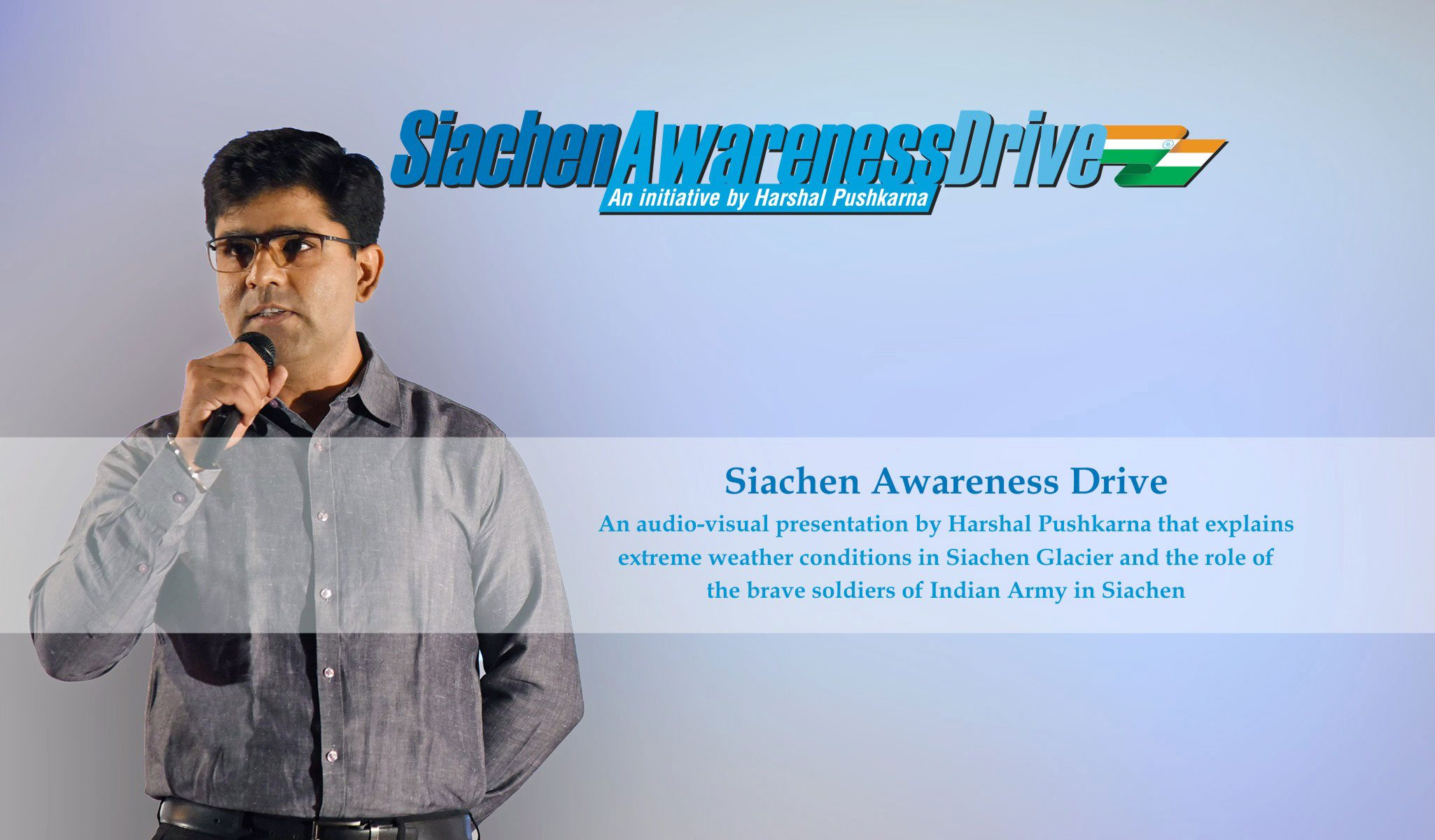 Siachen Awareness Drive Slides 4